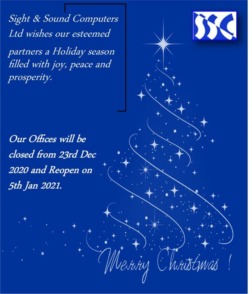 SSC Merry Christmas