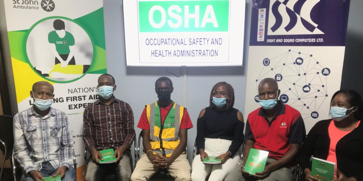 SSCL OSH Trained Team