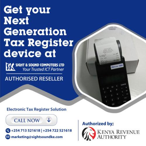 Tax Register Device