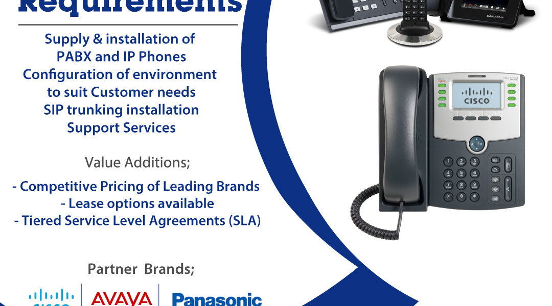 Telephony-Requirements-Poster